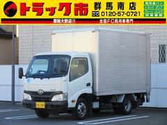 ダイナトラック1.95t・アルミバン・垂直パワーゲート・総重量4965kg
