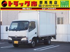 トヨエース2t積・パネルバン・垂直パワーゲート・車両総重量4905kg