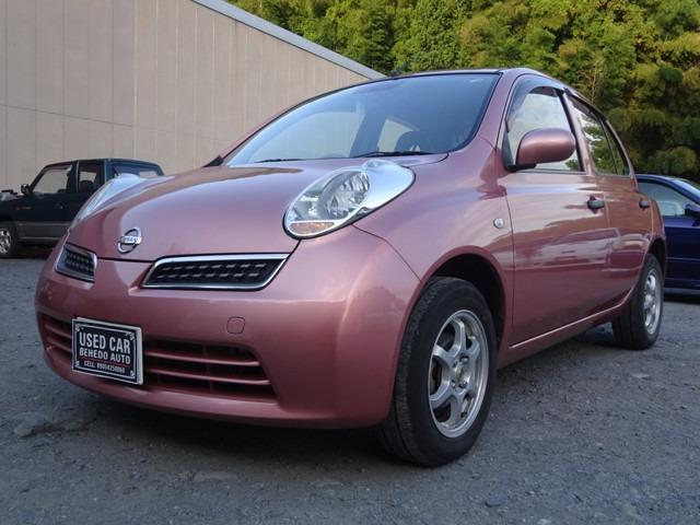 Photo of NISSAN MARCH 12S / used NISSAN