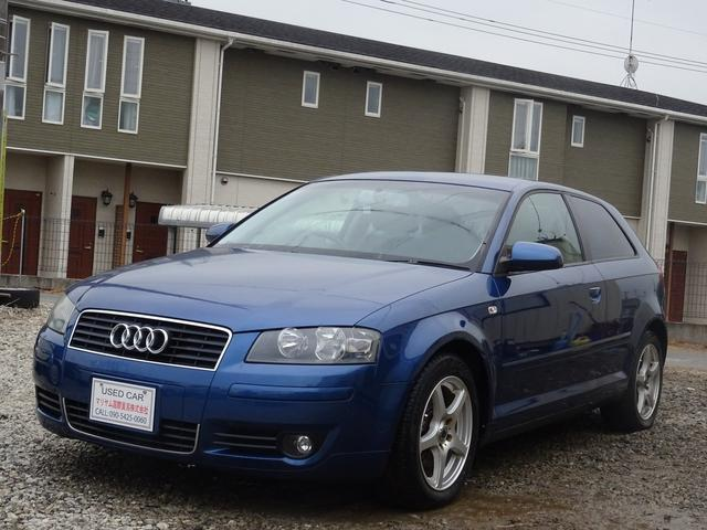 Audi A3 20fsi 2004 Blue 81797 Km Details Japanese Used