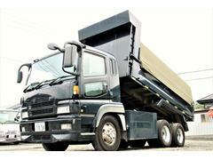 スーパーグレート長530幅230cm ダンプ 積載9600kg 380馬力