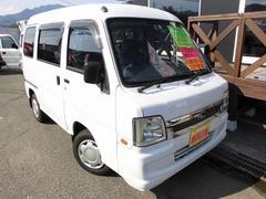サンバーバンディアス 4WD キーレス CDオーディオ ETC