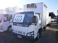 エルフトラック冷蔵冷凍車 ABS