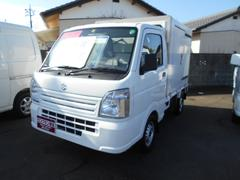 キャリイトラック冷凍車 設定マイナス5度からプラス20度 4WD