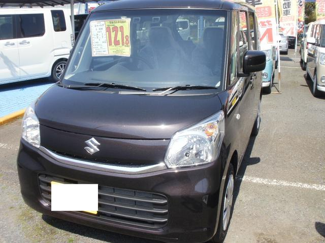 Photo of SUZUKI SPACIA G / used SUZUKI