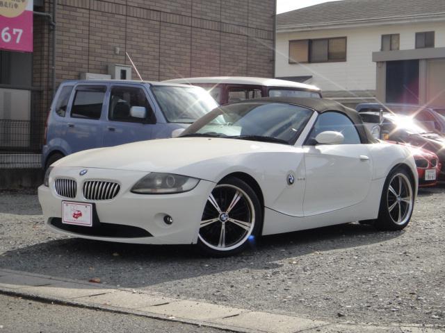 BMW Z4 2.2i (車検整備付)