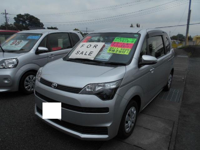 トヨタ X SDナビ TV バックモニター 左側パワースライド