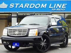 キャデラック エスカレード三井物産ディーラー車04モデル後期LEXANI26インチ