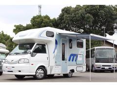 バネットトラックキャンピング ナッツRV マッシュX 1オーナー ソーラー