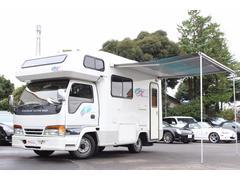 エルフトラックキャンピングカー ヨコハマモーターセールス オックス FF