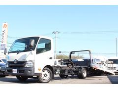 ダイナトラック積載車 4.0DT古河ユニックNEO5キャリアカー 2t積み