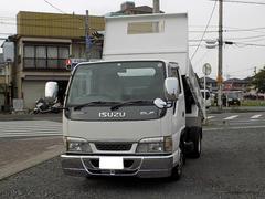 エルフトラック低床 ダンプ 4965Kg NOx・PM適合