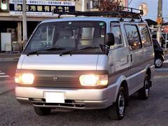 バネットバンGL 4WD NOx;PM適合車 左側電動ミラー PW(前)