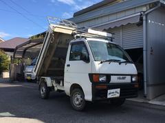 ハイゼットトラックライトダンプ 4WD 5MT エアコン