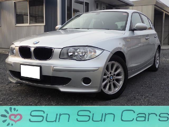BMW 1シリーズ 116iワンオーナー 禁煙車 (車検整備付)