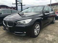 BMW535iグランツーリスモ HDDナビ地デジTV 黒革