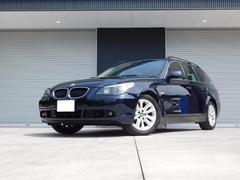 BMW525iハイライン エンジンミッションオイル漏れ修理済み