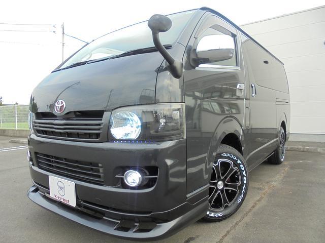 トヨタ ハイエースバン 新品アルミ...