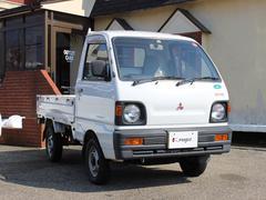 ミニキャブトラックTD 自動荷台低下装置付 4MT 4WD