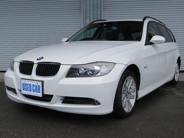 BMW 3シリーズ 320iツーリング 右ハンドル パワーシート ...