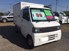 ミニキャブトラックオートマ 4WD エアコン パワステ 冷蔵冷凍車