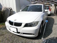 BMW323i ハイラインパッケージ 本革シート ディーラー車