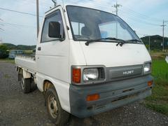 ハイゼットトラックSDX 三方開