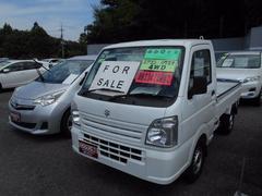 キャリイトラック農繁スペシャル パワステ マニュアルエアコン 4WD