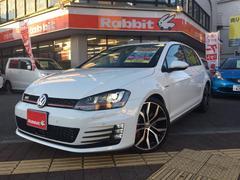 VW ゴルフGTIパフォーマンス 500台限定車