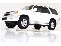 ハイラックスサーフSSR−X 4WD ナビ 背面レス キーレス サンルーフ付