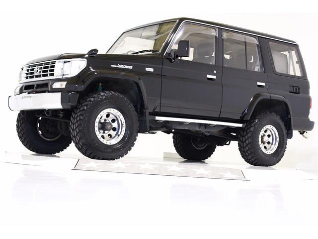 トヨタ EXワイド4WD リフトUP タイベル交換済 レザー調シート