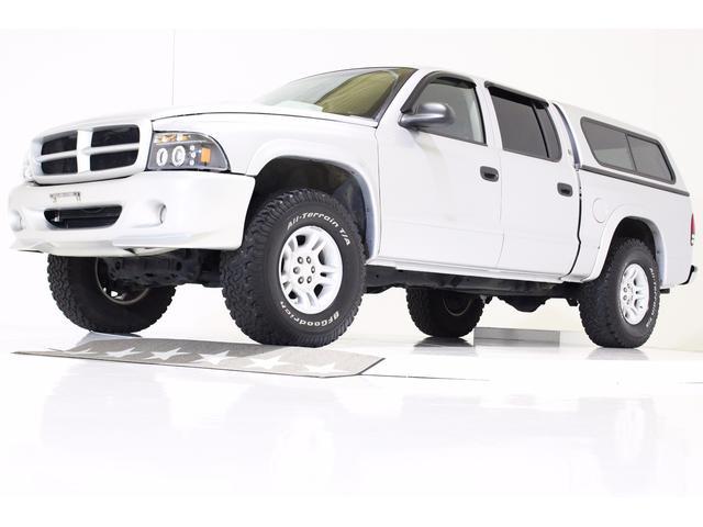 ダッジ SLT クワッドキャブ4WD 新車並行車 リフトUP ETC