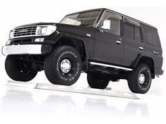 ランドクルーザープラドSXワイド4WD リフトUP タイベル交換済 噴射P修理済