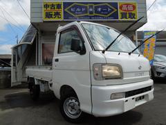 ハイゼットトラックエアコン・パワステ スペシャル 4WD ワンオーナー車