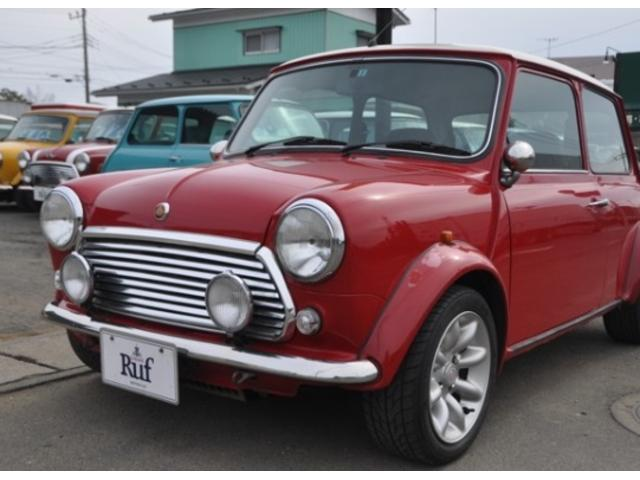 Rover Mini Cooper 40th Anniversary Limited 2000 Red 37841 Km