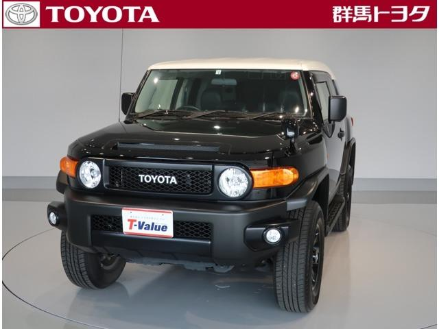 Photo of TOYOTA FJ CRUISER BLACK COLOR PACKAGE / used TOYOTA