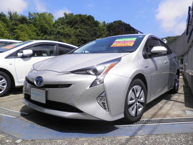 Photo of TOYOTA PRIUS A / used TOYOTA
