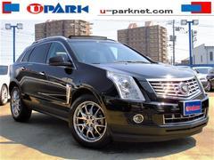キャデラック SRXクロスオーバープレミアム4WD SR 黒革 フルセグWナビ スマートキー