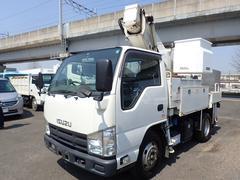 エルフトラック高所作業車 タダノ 9.9m