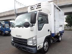エルフトラック低温冷凍車 フルフラットロー 4WD 積載1.95t