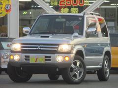 パジェロミニリミテッドエディションVR ターボ 4WD ワンオーナー