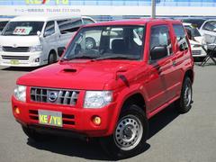 キックスRSタ−ボ4WD ナビ地デジCD ETC 背面タイヤ AUX