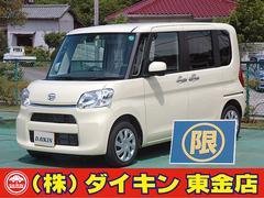 タントX SAII SDナビTV 自動ドア 禁煙車