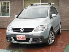 VW クロスゴルフベースグレード HDフルセグETC限定車ルーフレール