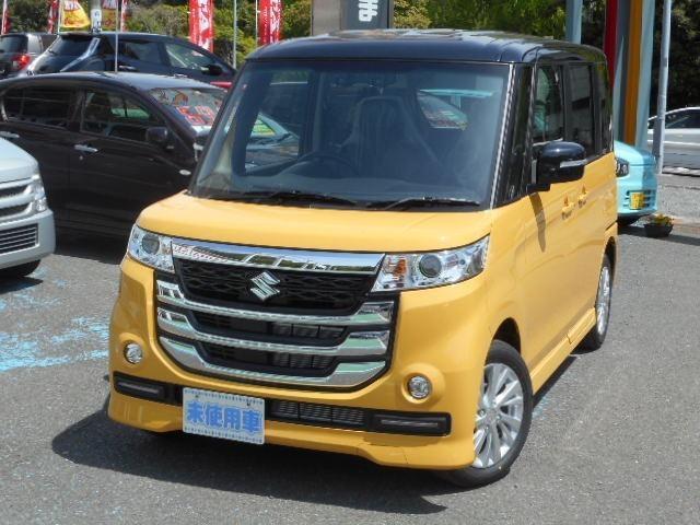 スズキ カスタム Z デュアルカメラブレーキサポート装着車