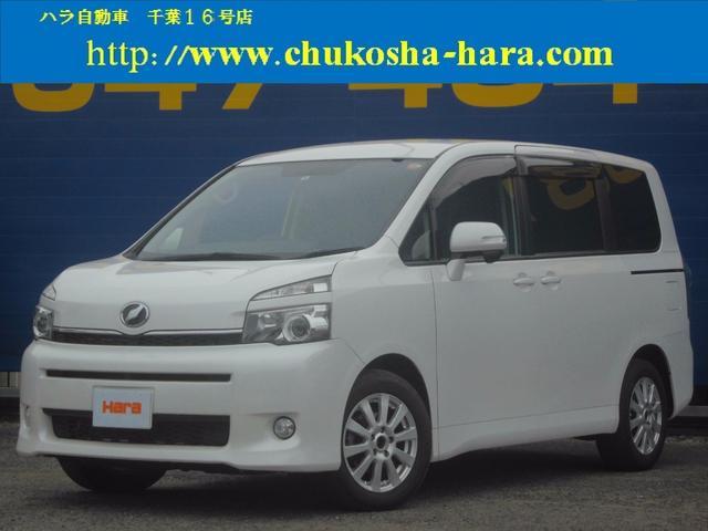 トヨタ トランス-X 両側パワースライドドア SD地デジナビ