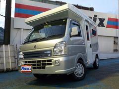 キャリイトラックKX 4WD リゾートキャンピングDUO バンビーノ