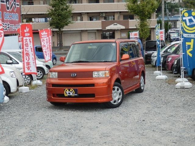bB(トヨタ) S Wバージョン HIDセレクションII 中古車画像