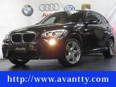 BMW X1sDrive20iエクスクルーシブスポーツ限定160台革ナビ