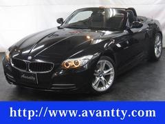 BMW Z4sDrive23i スポーツPKG黒本革地デジナビ18AW